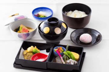 Komatsu Kanjinchou Juubakozen meal