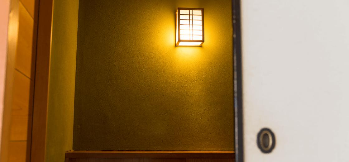 和室 壁面